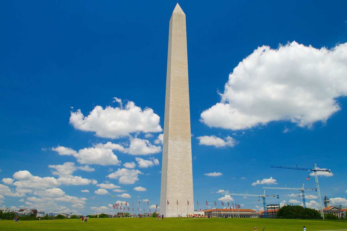 On This Date December 6 1884 Washington Monument