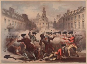 On This Date, March 5, 1770, Boston Massacre Happened