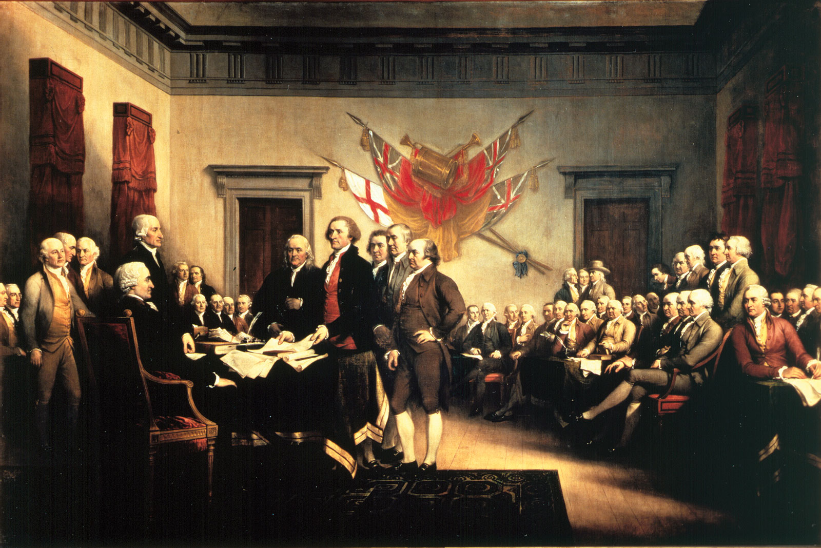 On July 2, 1776, the 2nd Continental Congress Formerly Adopts ...